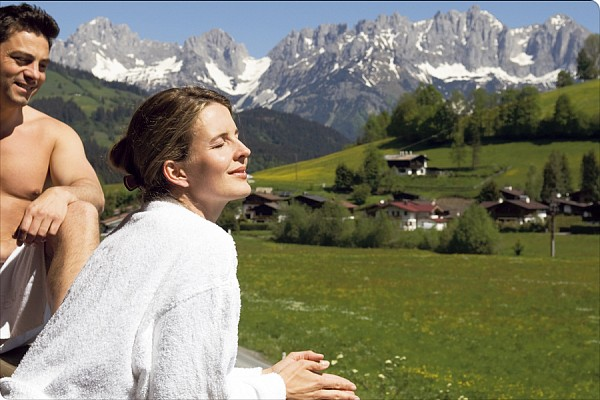 Bademanteltage in Kitzbühel