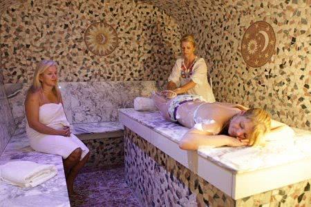 Sex-Massage im neuen Schloss