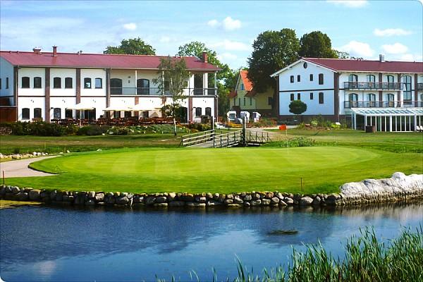 Arrangement Golf & SPA