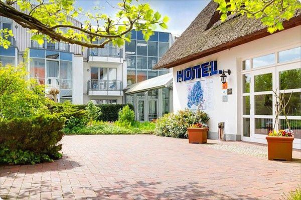 Beauty & Spa Kurztrip im Ferien Hotel Schwerin