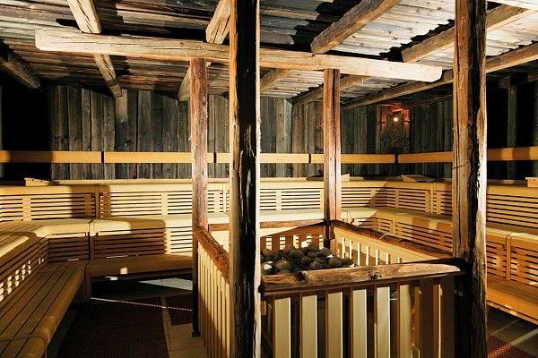Sauna-Paradies